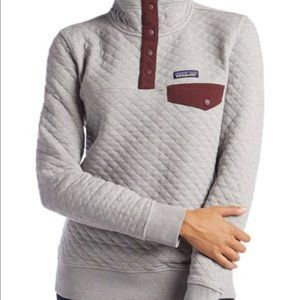 Patagonia Drifter Cotton Quilt Snap-T Pullover